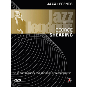 George Shearing -¦Jazz Legends: Live (DVD)