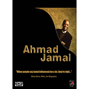 Ahmad Jamal -Live (DVD)