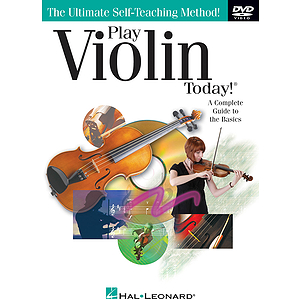 Play Violin Today! (DVD)