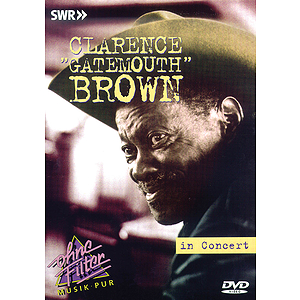 Clarence Gatemouth Brown - In Concert (DVD)