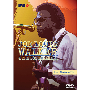 Joe Louis Walker -In Concert (DVD)