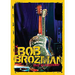 Bob Brozman - Live in Germany (DVD)