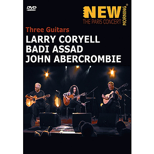 Coryell/Abercrombie/Assad -¦Three Guitars (DVD)