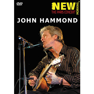 John Hammond - The Paris Concert (DVD)