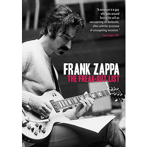 Frank Zappa -¦The Freak-Out List (DVD)