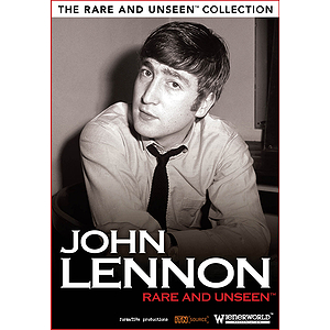 John Lennon -Rare and Unseen (DVD)
