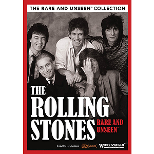 The Rolling Stones -¦Rare and Unseen (DVD)