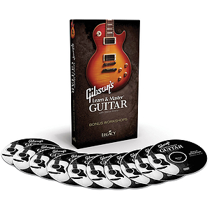 Gibson's Learn & Master Guitar Bonus Workshops (DVD)