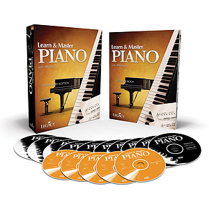 Learn & Master Piano (DVD)