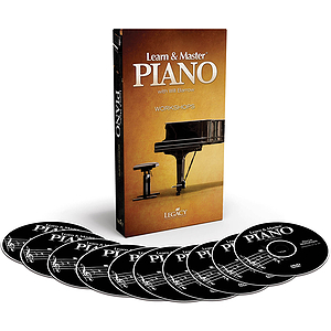 Learn & Master Piano Bonus Workshops (DVD)