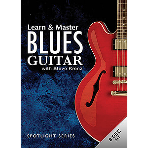Learn & Master Blues Guitar (DVD)