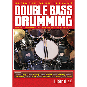 Double Bass Drumming (DVD)