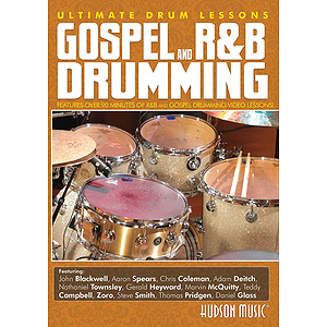Gospel and R&amp;B Drumming (DVD)
