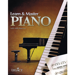 Learn & Master Piano - Homeschool Edition (DVD)