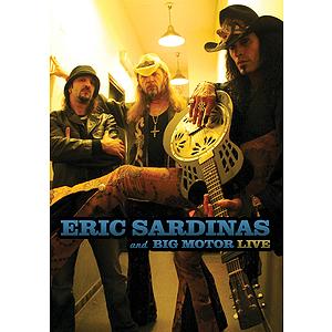 Eric Sardinas -¦Live (DVD)