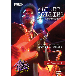 Albert Collins & The Icebreakers -¦In Concert (DVD)