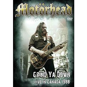 Motorhead -¦Grind Ya Down (DVD)