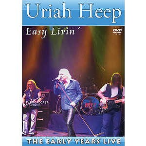Uriah Heep - The Early Years Live (DVD)