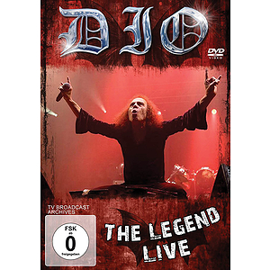 Dio -¦The Legend Live (DVD)