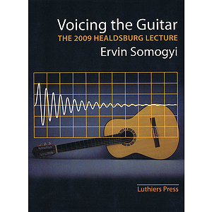 Ervin Somogyi - Voicing the Guitar (DVD)