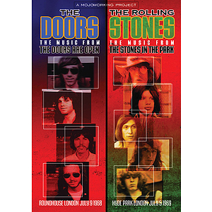 The Doors Are Open/Stones in the Park (DVD)