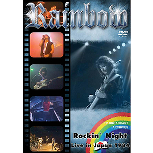 Rainbow - Live in Japan: 1984 (DVD)