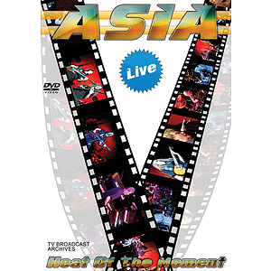 Asia - Heat of the Moment: Live (DVD)