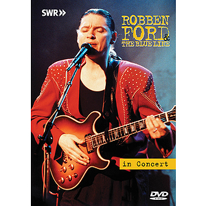 Robben Ford - in Concert: Ohne Filter (DVD)