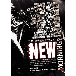 25 Years at New Morning: 1981 - 2006 (DVD)