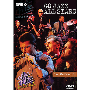 The Go Jazz All Stars - In Concert (DVD)