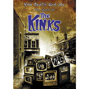 The Kinks - You Really Got Me: Story of the Kinks (DVD)