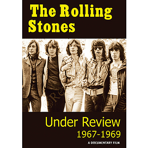 The Rolling Stones - Under Review: 1967-1969 (DVD)
