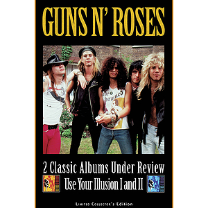 Guns N&#039; Roses - Classic Albums Under Review: Use Your Illusion (DVD)