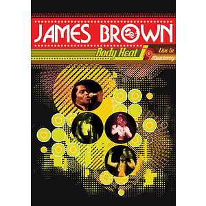 James Brown - Bodyheat: Live in Monterey 1979 (DVD)