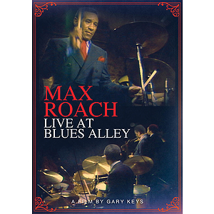 Max Roach - Live at Blues Alley (DVD)