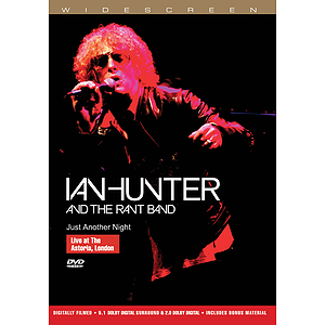 Ian Hunter and the Rant Band - Just Another Night (DVD)