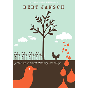 Bert Jansch - Fresh as a Sweet Sunday Morning (DVD)