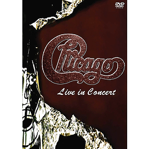 Chicago - Live in Concert (DVD)