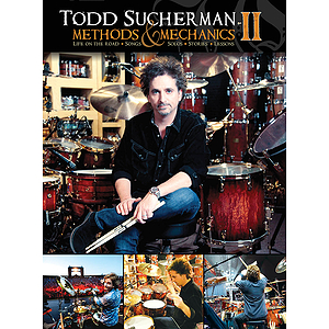 Todd Sucherman - Methods & Mechanics II (DVD)