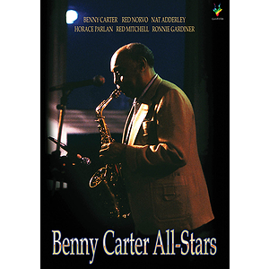 The Benny Carter All Stars (DVD)
