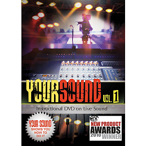 Your Sound - Vol. 1 (DVD)