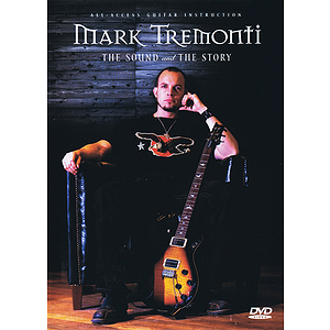 Mark Tremonti: The Sound And The Story - Guitar Instructional/documentary Dvd (pal Ed.)