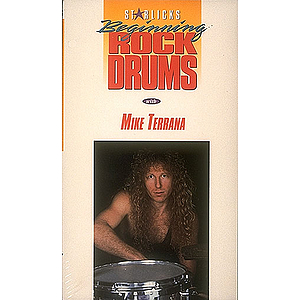 Beginning Rock Drums (VHS)