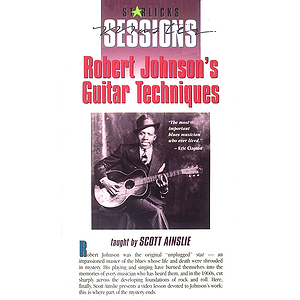 Robert Johnson's Guitar Techniques (VHS)