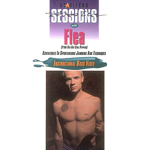 Flea - Adventures in Spontaneous Jamming & Techniques (VHS)
