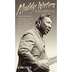 Muddy Waters Guitar Style (VHS)
