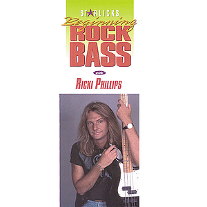 Beginning Rock Bass (VHS)