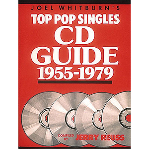 Top Pop Singles CD Guide '55-'79 (Softcover)