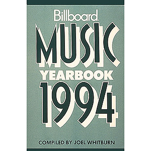 Music Yearbook 1994