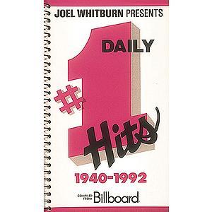 Daily #1 Hits 1940-1992